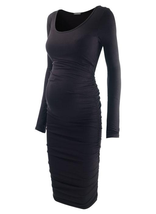 فستان-حوامل-بسيط