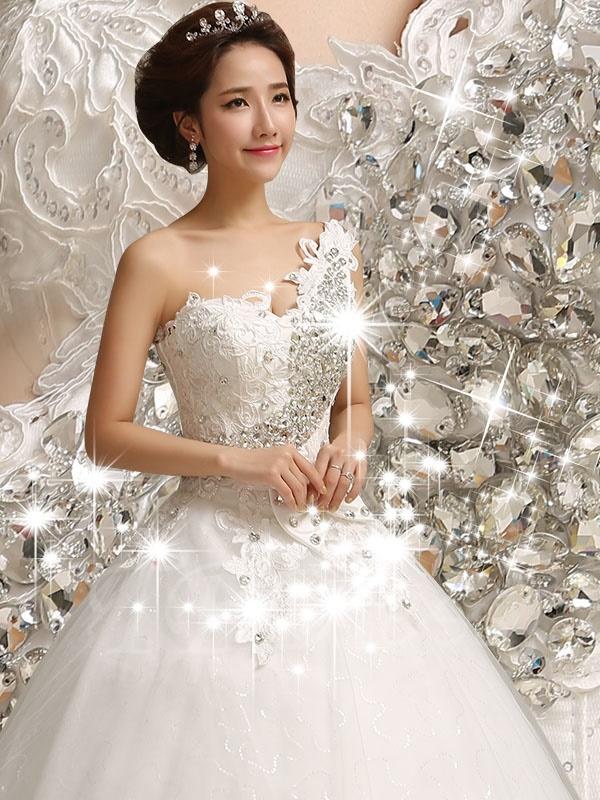 فستان-زفاف-بسيط