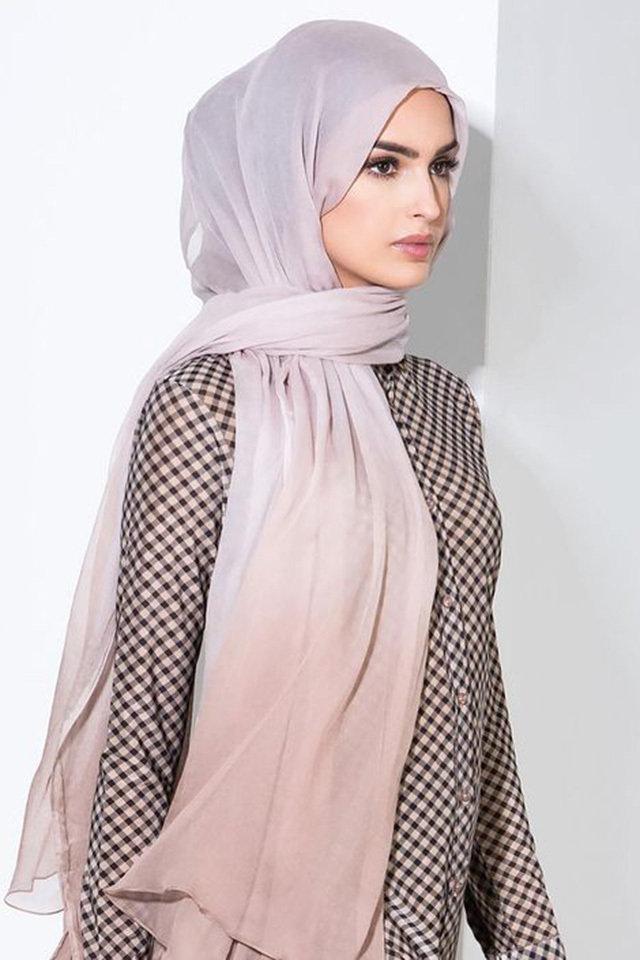 لفة-حجاب-فوضوية