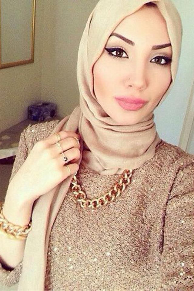 لفة-حجاب-للوجه-الطويل