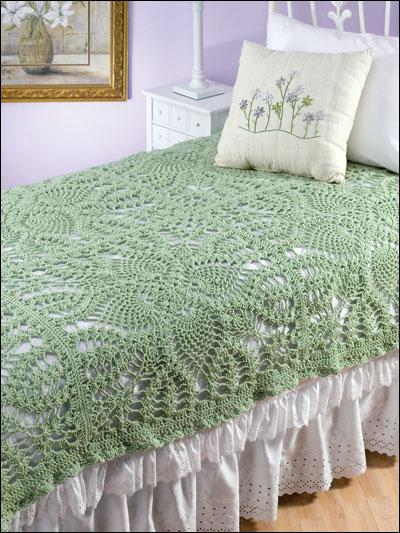 مفارش-السرير-الكروشيه-للعرايس- (10)