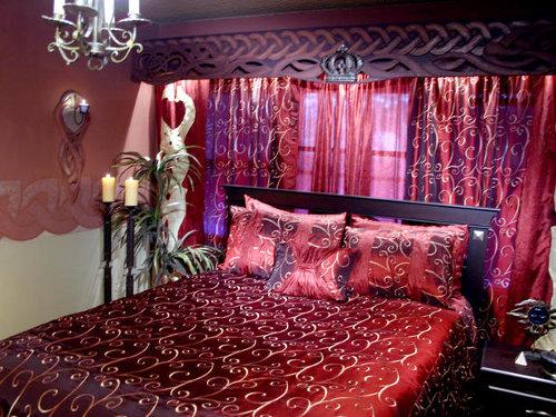 مفارش-سرير-باللون-الاحمر- (20)