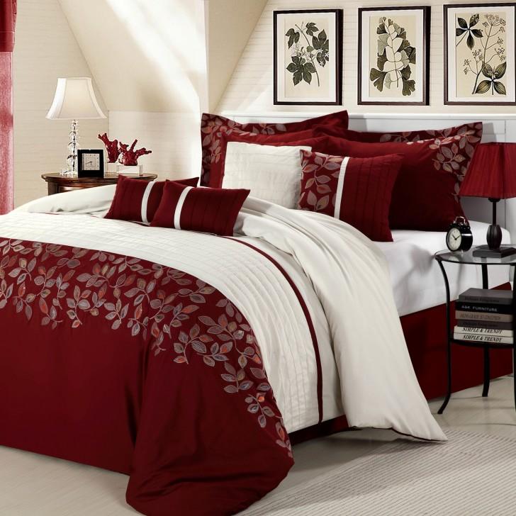 مفارش-سرير-باللون-الاحمر- (27)