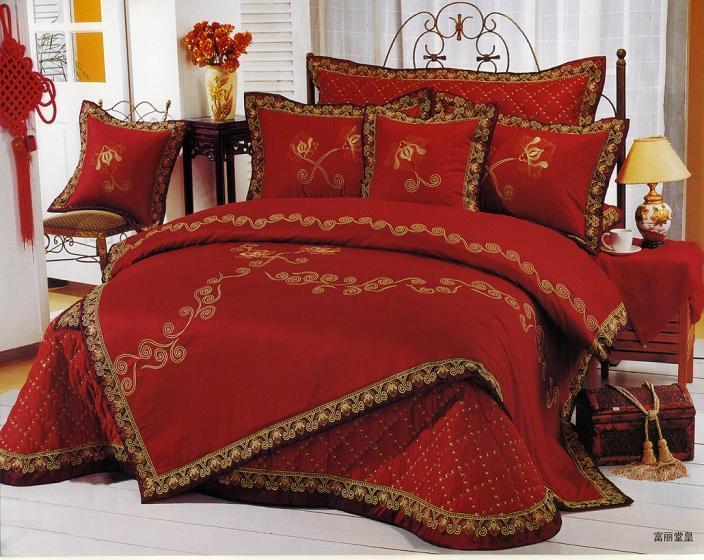 مفارش-سرير-باللون-الاحمر- (5)