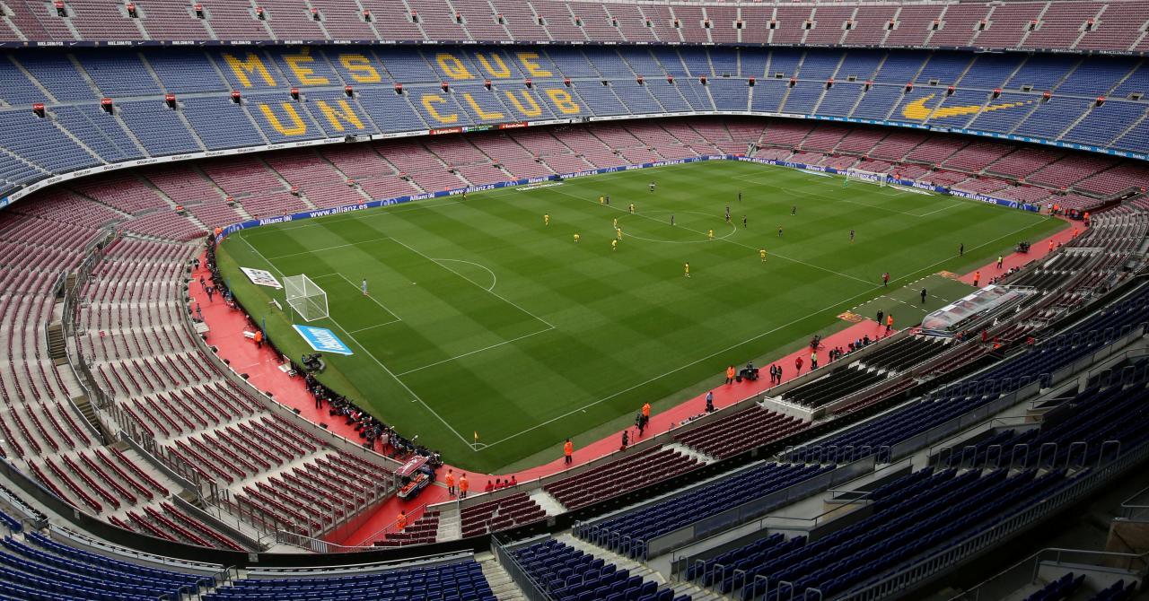 """برشلونة قد يغير اسم """"كامب نو""""من اجل عيون ميسي"""