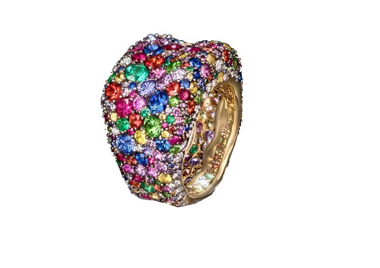 Faberge-Ring