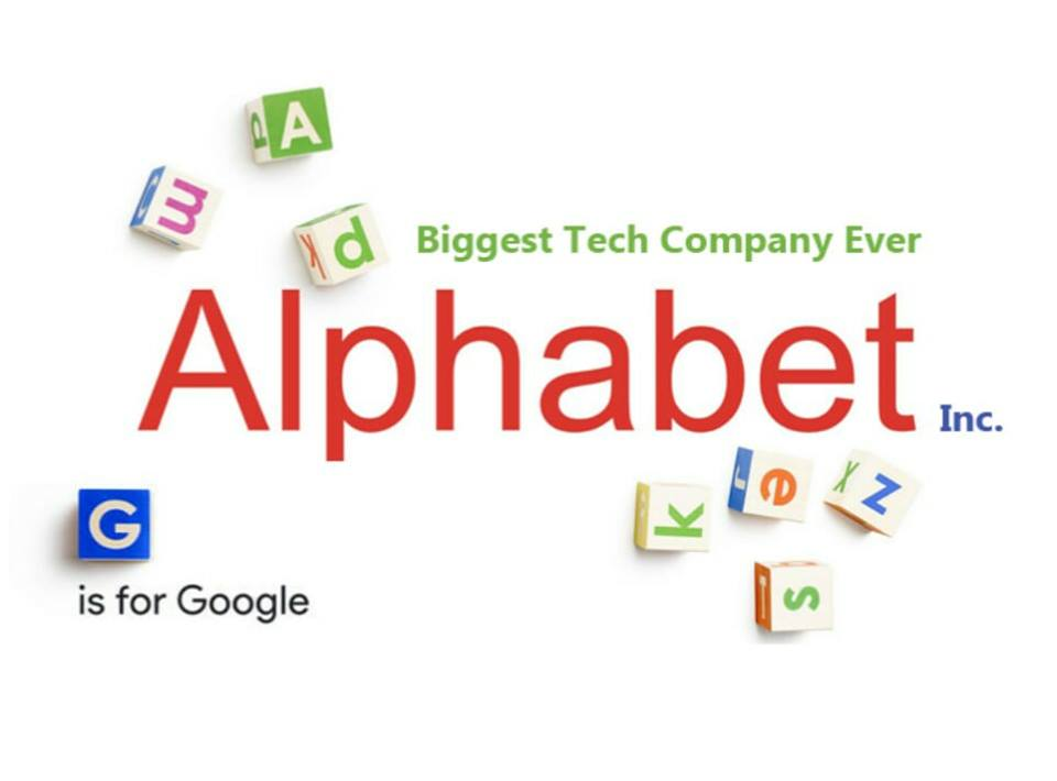 alphabet تزيد من إيراداتها خلال الربع المالي الثالث 33%