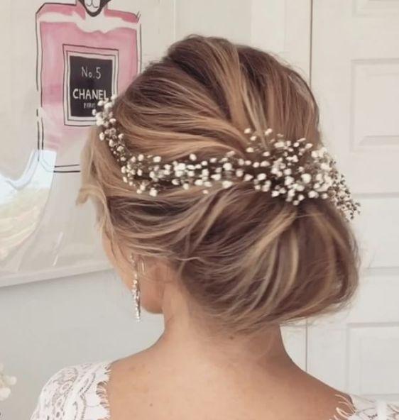 اكسسوار-شعر-العروس