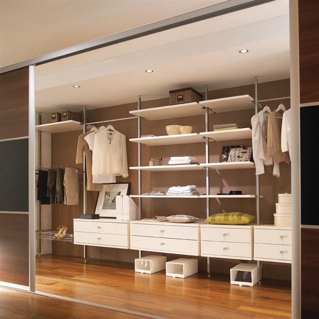 بالصور تصاميم الخزائن المبتكرة لغرف النوم   مشاهير