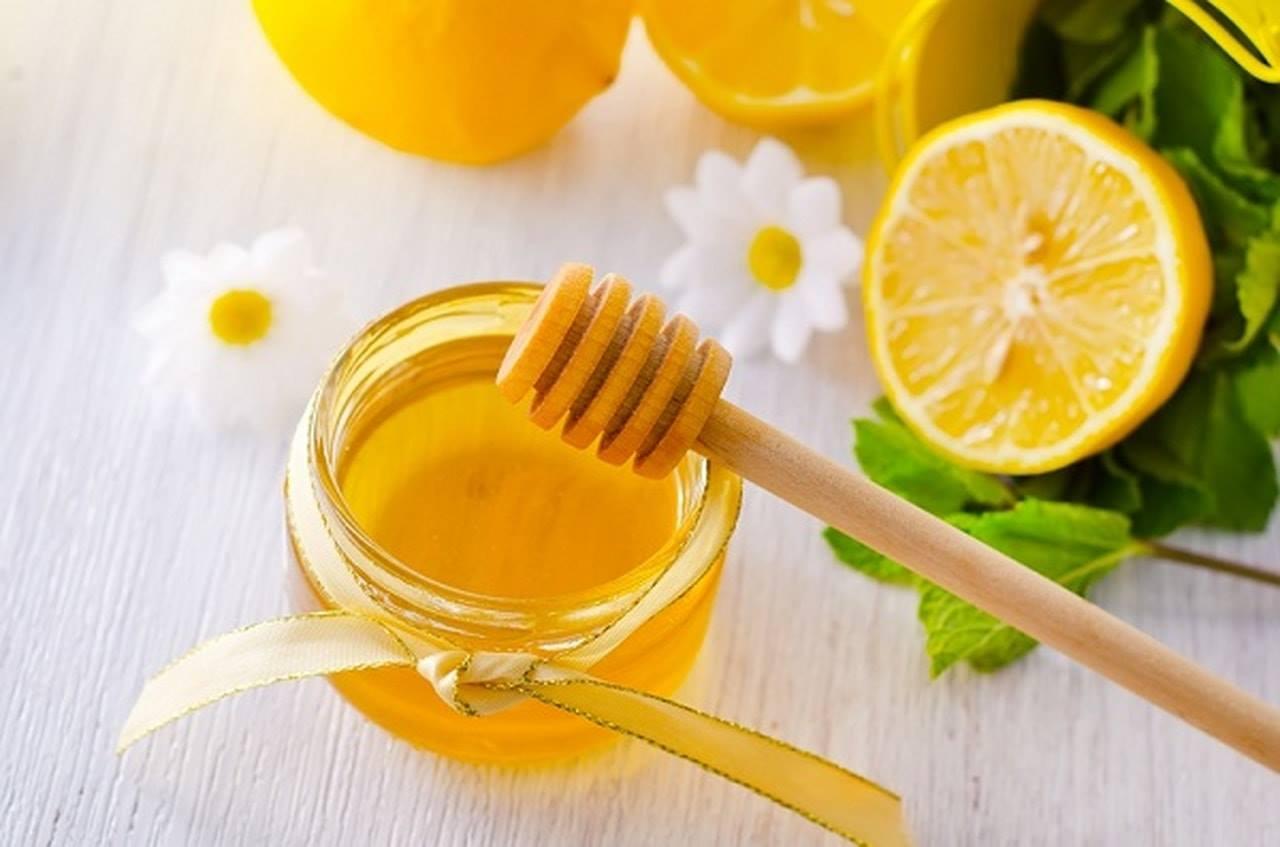 العسل لازالة الشعر