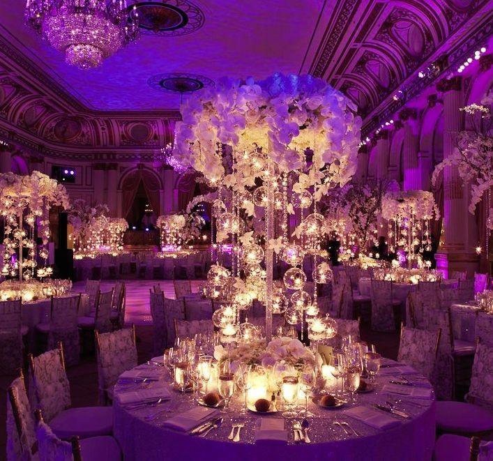 8 Unique Charlottesville Wedding Venues: صور ثيمات زواج باللون موف