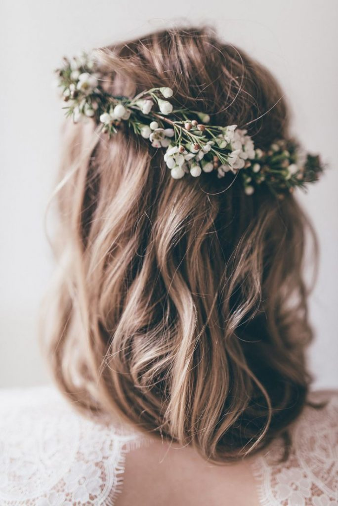 تسريحة-شعر-للعروس