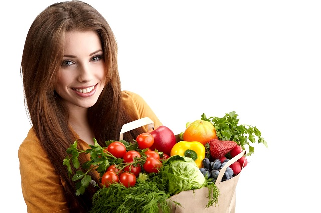 الطعام الغني بالألياف لعلاج البواسير
