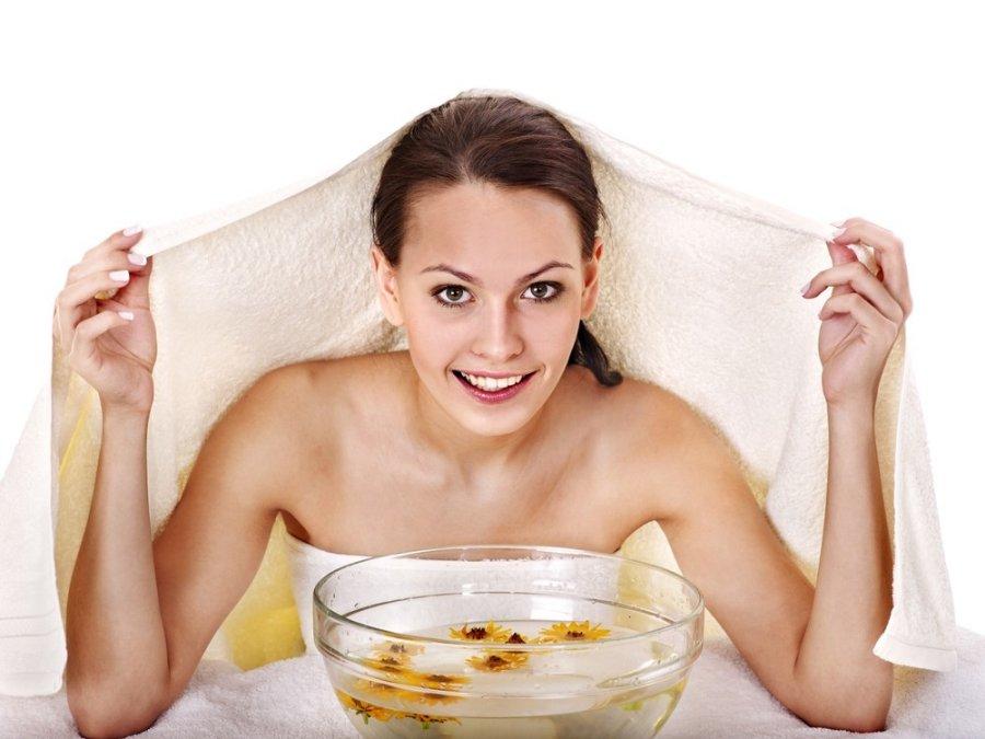 تنظيف البشرة الدهنية