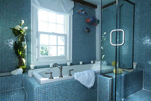 حمام-باللون-الازرق-النيلي