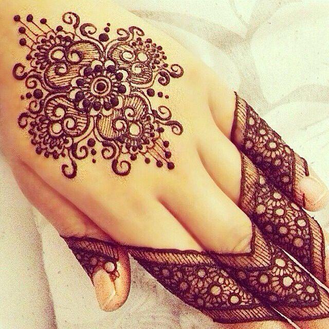 حناء-للعروس