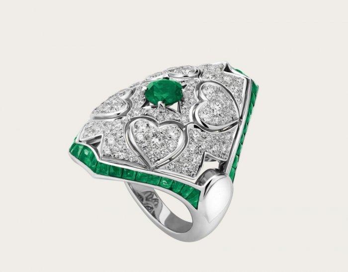 خاتم-الزمرد-من-بولغاري