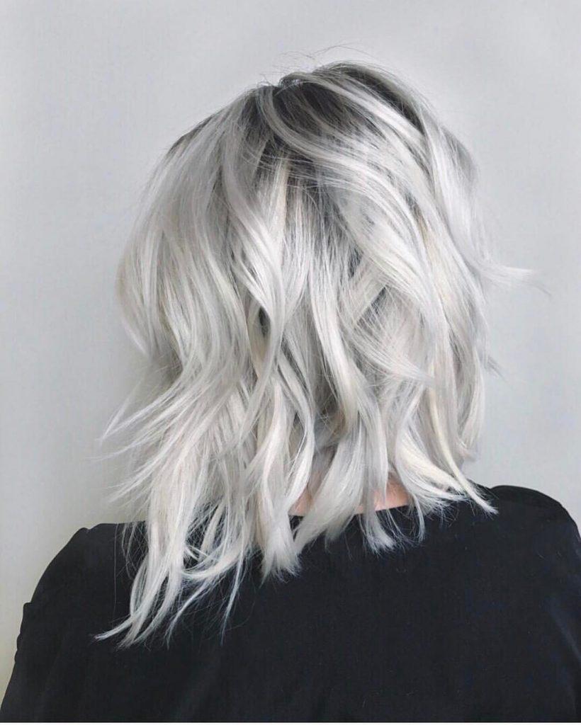 شعر-رمادي-قصير