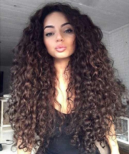 شعر-طويل-كيرلي