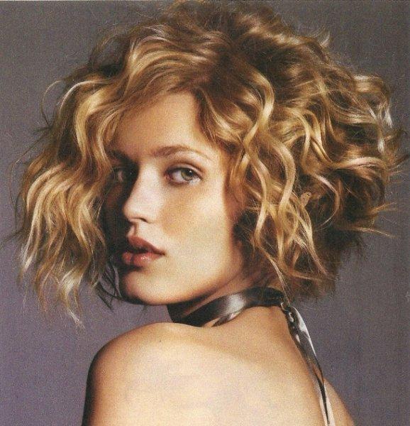 شعر-كيرلي