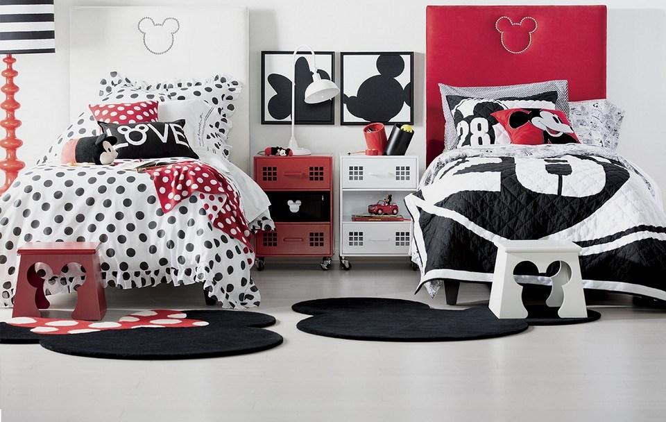 غرفة-ميكى-ماوس-ومينى-ماوس