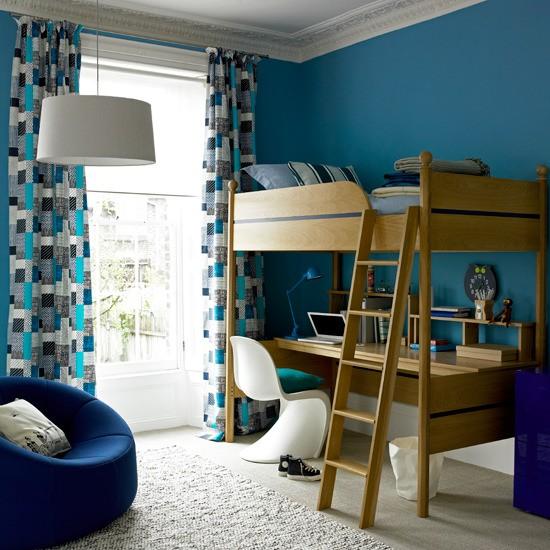 غرفة-نوم-اولاد-زرقاء