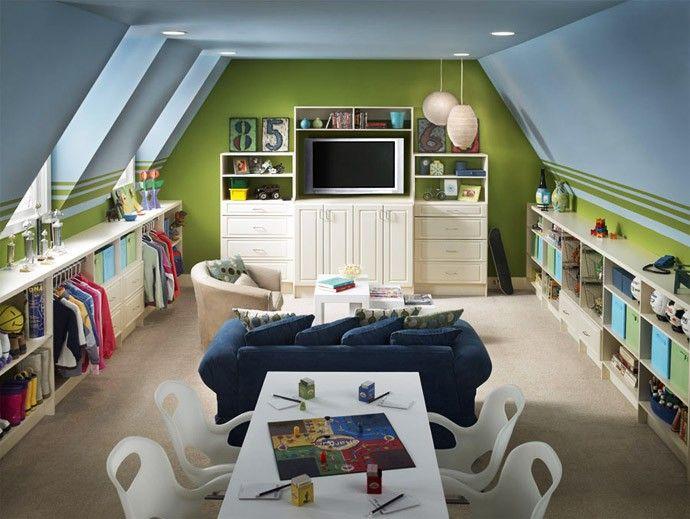 غرف-اطفال-بالمكتبة