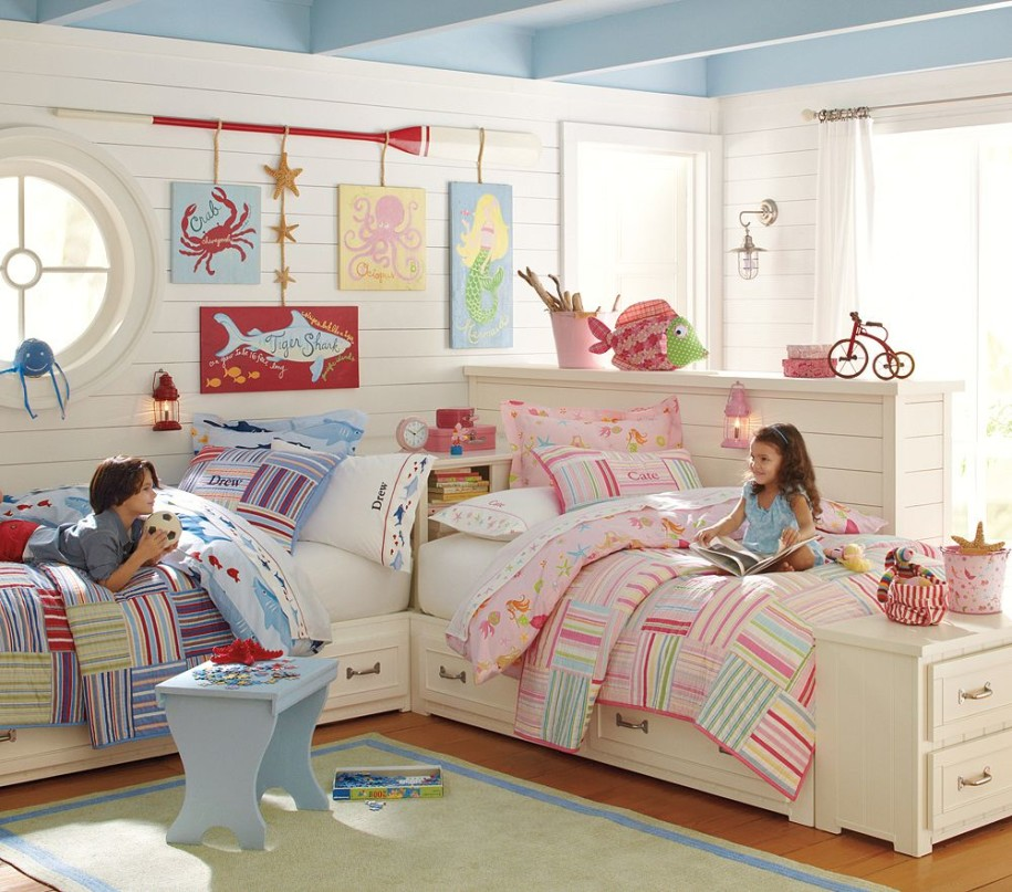 غرف-اطفال-كبيرة