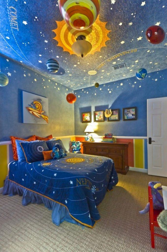 غرف-اطفال-من-الفضاء