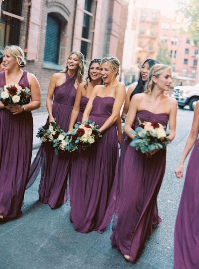 فساتين-وصيفات-العروس