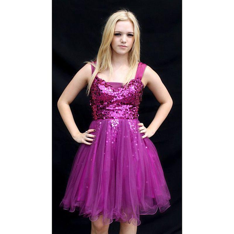 فستان-بنفسجي-بالترتر