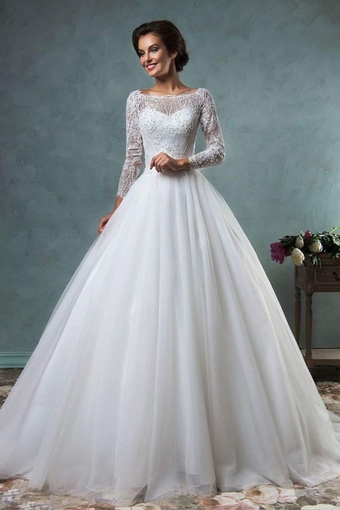 b4fb4f23e فستان-عرس-بكم-دانتيل. فستان-عروس بالدانتيل. فساتين-للزفاف