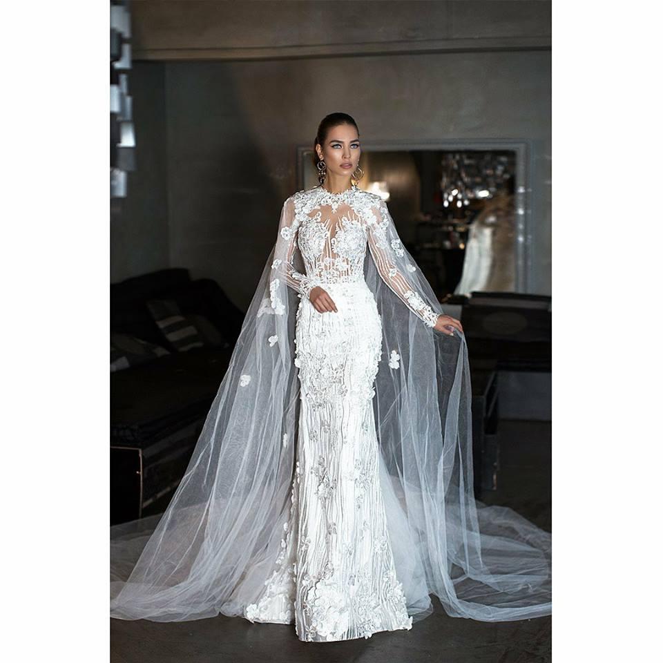 فستان-عروس-طبقات