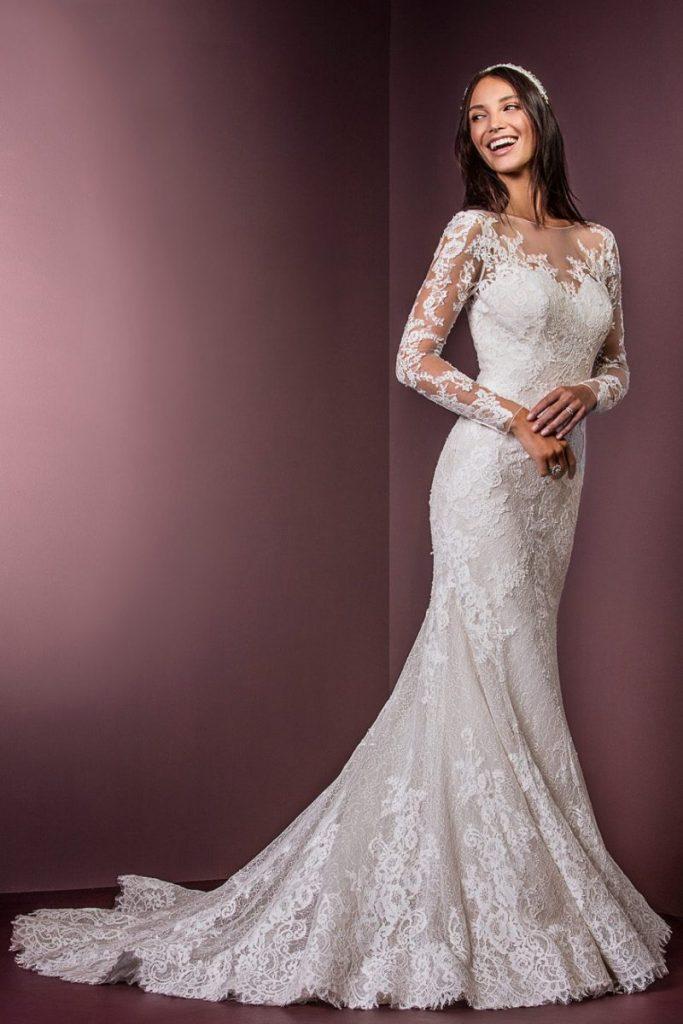فستان-للعروس-الممشوقة