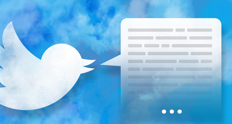 كيفية تفعيل كتابة تغريدة بعدد أحرف 280 حرف