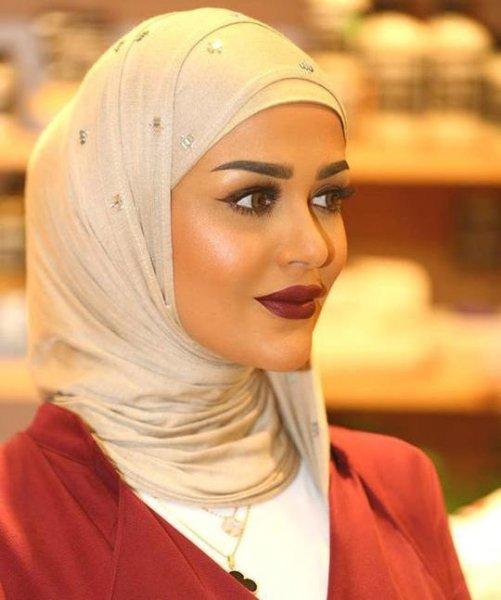 لفات حجاب مرمر