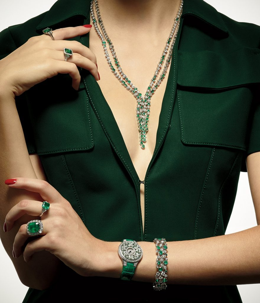 مجوهرات-الزمرد