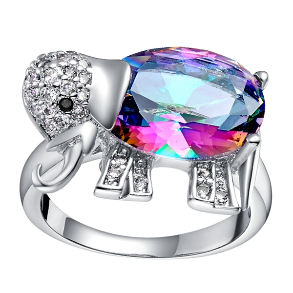 مجوهرات-الكريستال-الملون
