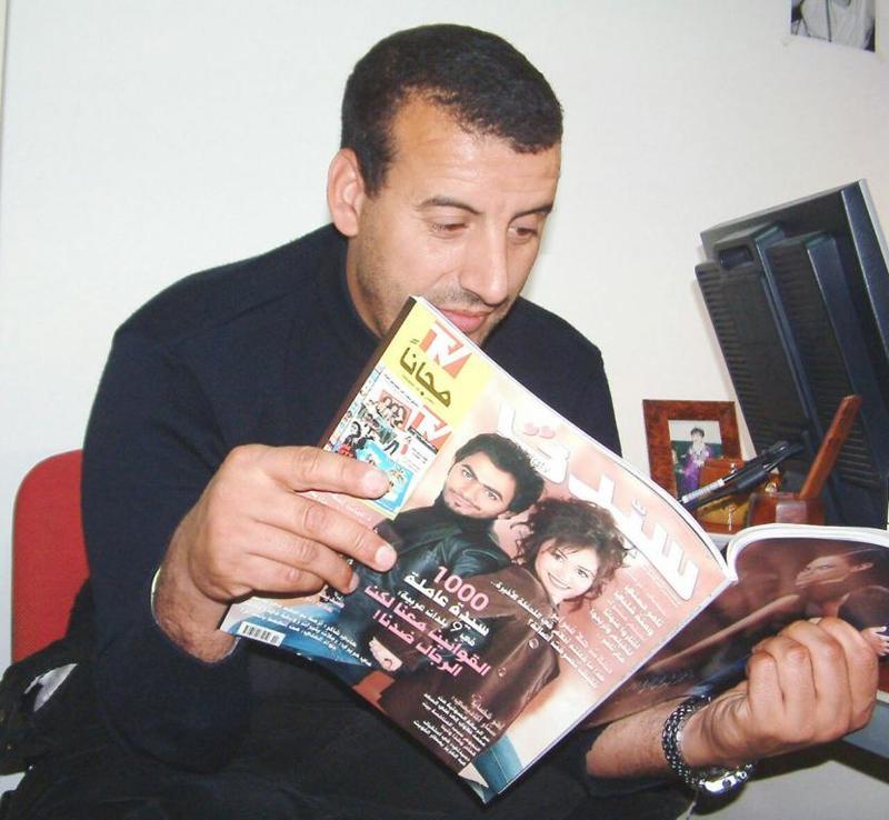 المذيع المغربي نور الدين