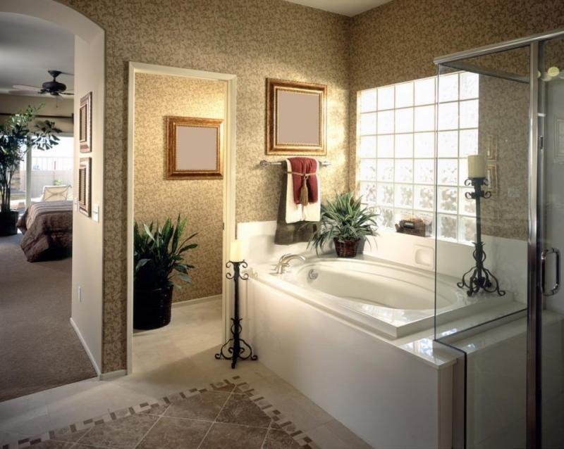 ورق-الجدران-مضاد-للرطوبة-في-الحمام