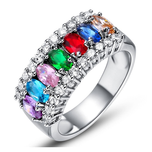 Crystal-Colored-Crystal-Rings-for-Women-Engagement-Rings-Wedding