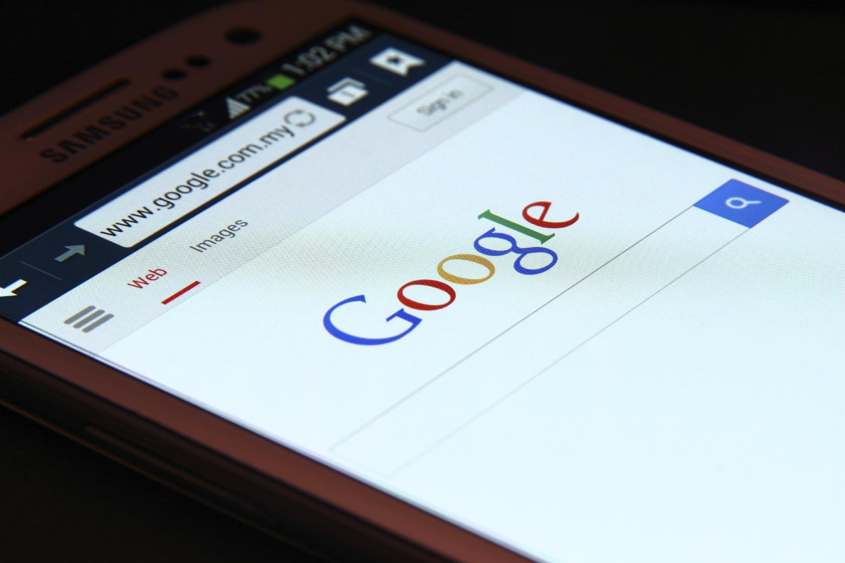 وعد جوجل بإنهاء تتبع الهواتف الذكية في نهاية الشهر