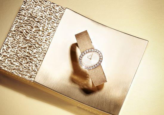ساعة-ذهبية