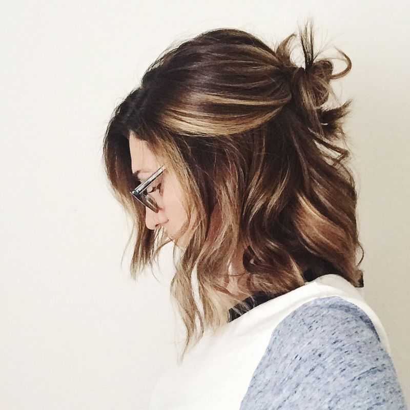 تسريحة-شعر