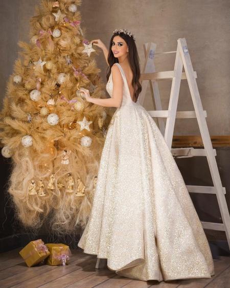 فستان-الكريسماس
