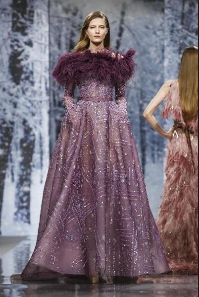 فستان-بالريش