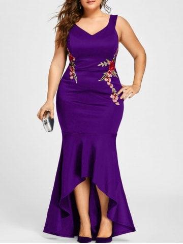 فستان-بنفسجي