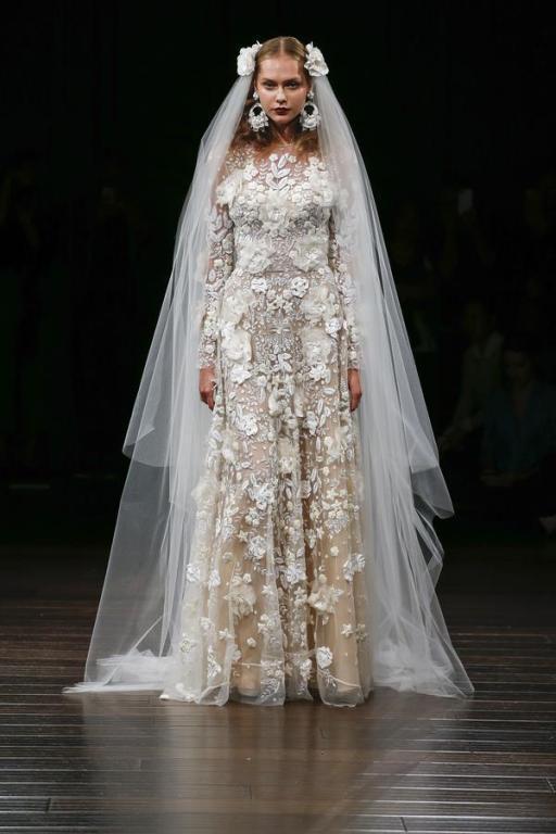فستان-زفاف-أبيض