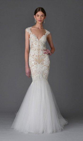 فستان-زفاف-ابيض