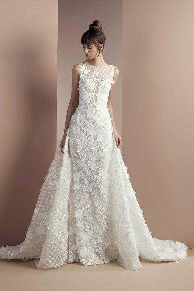فستان-زفاف-طبقات